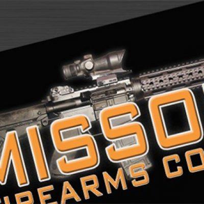 Free Missouri Firearms Coalition Decal