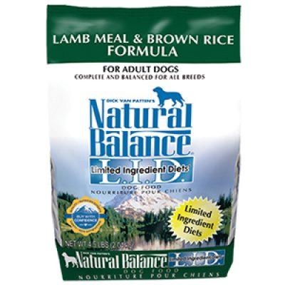 Natural Balance Dog Food Coupon