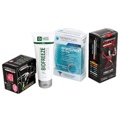 Free Safer Pain Relief Kit