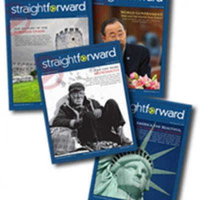 Free StraightForward Magazine Subscription