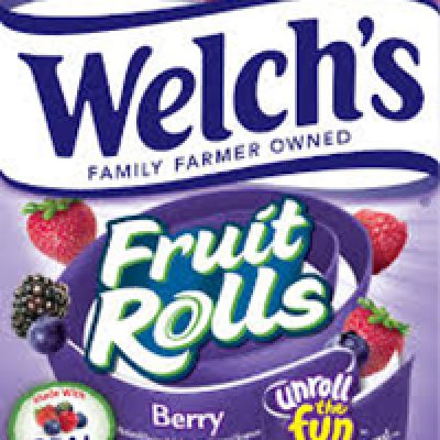Welch's Fruit Rolls Coupon