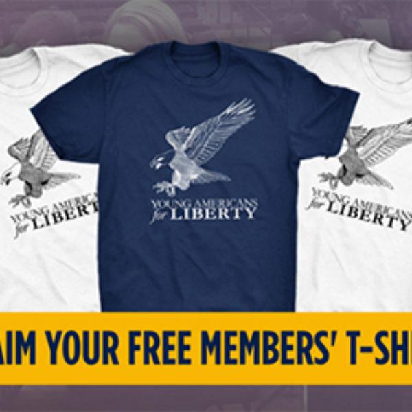 Free YAFL T-Shirt