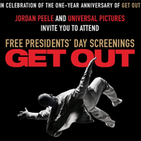 Free Get Out Screening @ Select AMC's