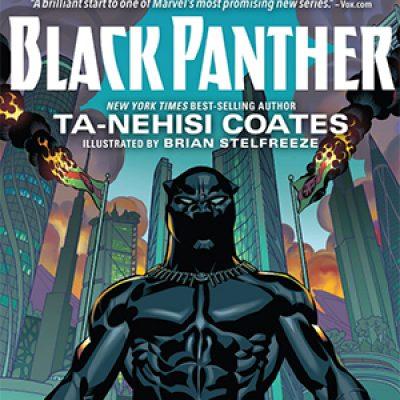 Free Black Panther Comic Book