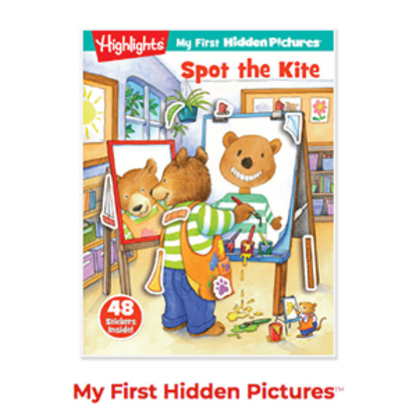 Highlights: Free Hidden Picture Book