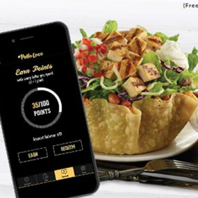 Pollo Locco: Free Entree W/ App Download