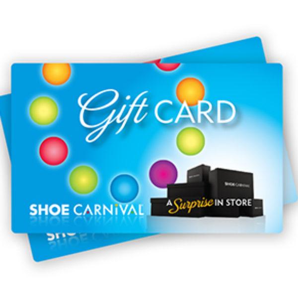Win a $500 Shoe Carnival Gift Card