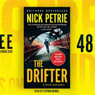 Free The Drifter Audiobook - Ends Feb 24 @ 12AM