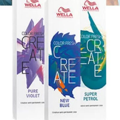 Free Wella Color Fresh Samples