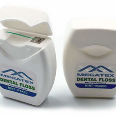 Free Megatex Dental Floss Samples