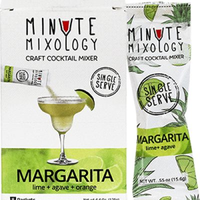 Free Minute Mixology Samples