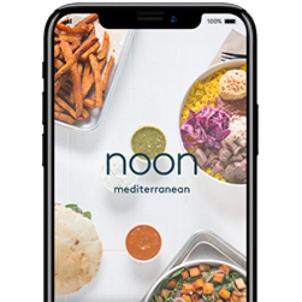Noon: Free Pita, Salad or Bowl