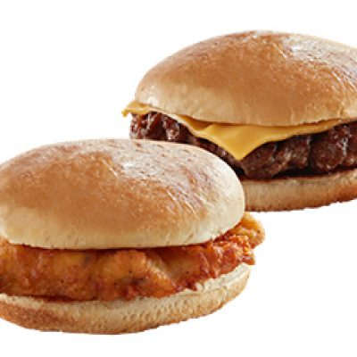 RaceTrac: Free Chicken Sandwich or Angus Cheeseburger - Ends Mar. 25