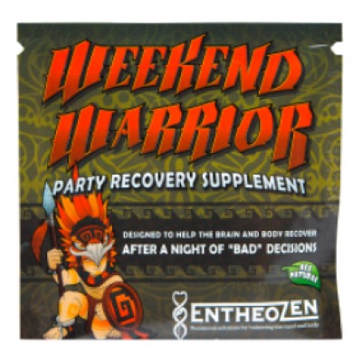 Free Weekend Warrior Recovery Pack