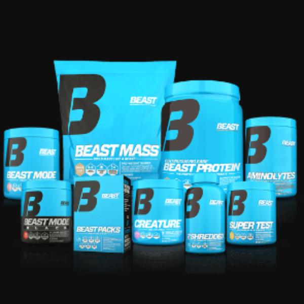 Free Beast Sports Samples