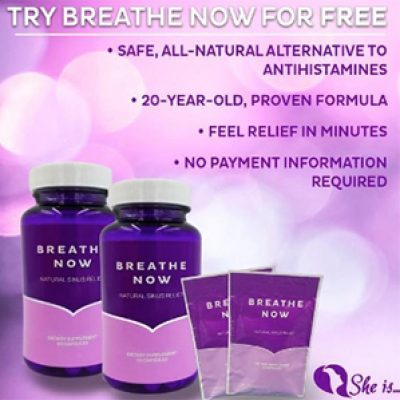 Free Breathe Now Samples