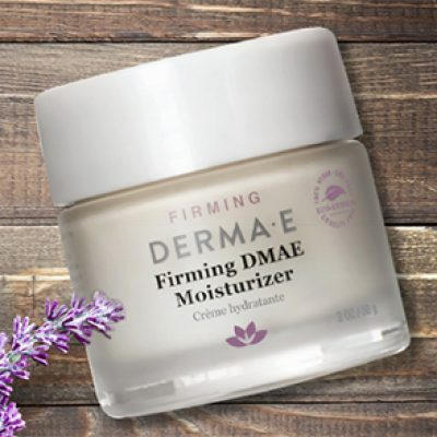 Free Derma-E DMAE Moisturizer Sample