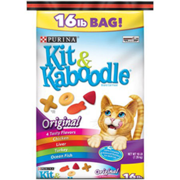 Purina Kit & Kaboodle Coupon