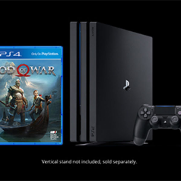 Win a PS4 Pro System