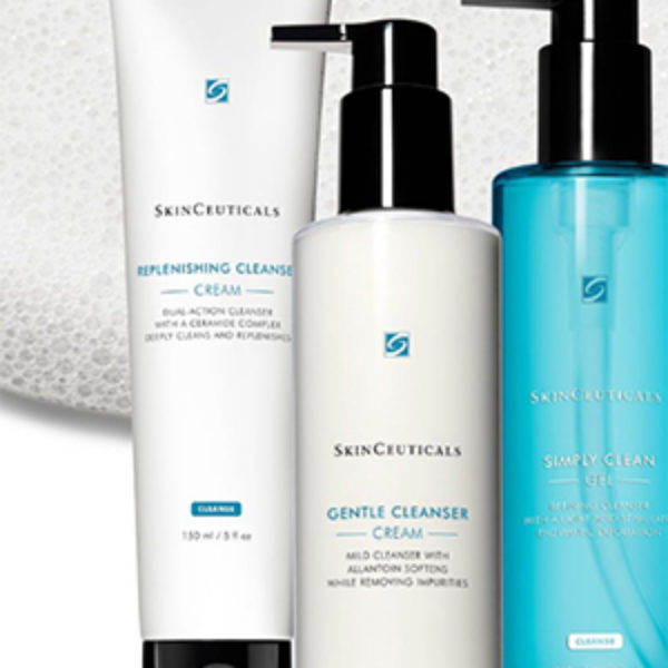 Free Cosmeceutical Cleanser Samples