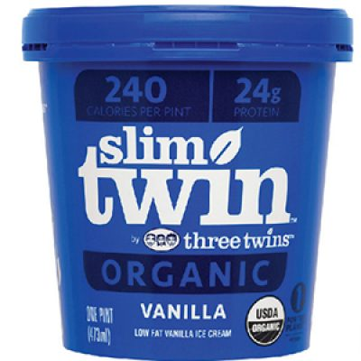 Free Slim Twin Ice Cream Pint