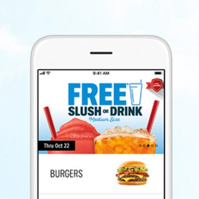 Sonic: Free Slush or Drink W/ App