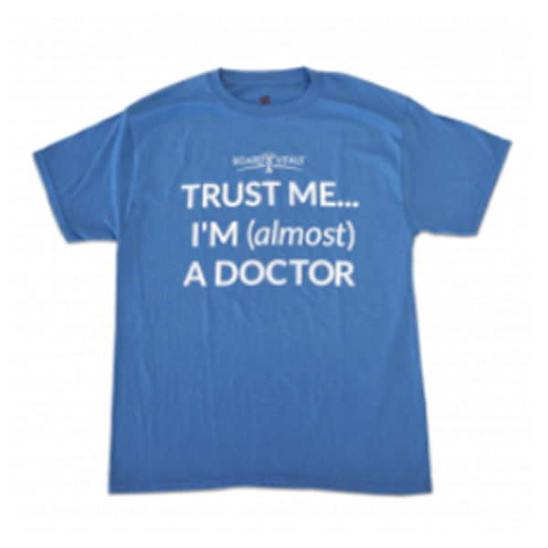 Free Doctor / Nurse T-Shirt For Med Students