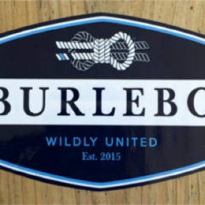 Free Burlebo Sticker