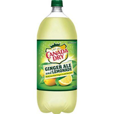 Canada Dry Ginger Ale & Lemonade Coupons