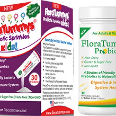 Free FloraTummy's Probiotic Samples