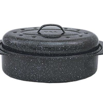 Granite Ware Oval Roaster Just $9.40