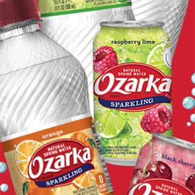 Free Ozarka Water W/ Coupon