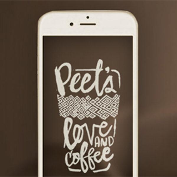 Peet's Coffee: Free Beverage W/ App Check-In