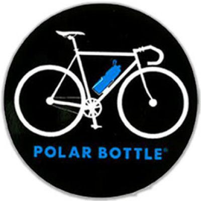 Free Polar Bottle Sticker