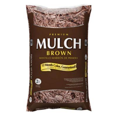 Premium Hardwood Mulch Just $2.00/Bag
