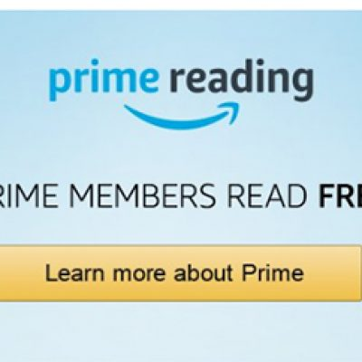 Amazon Prime: Free eBooks
