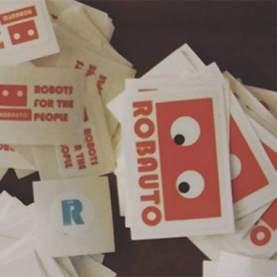Free Robauto Sticker