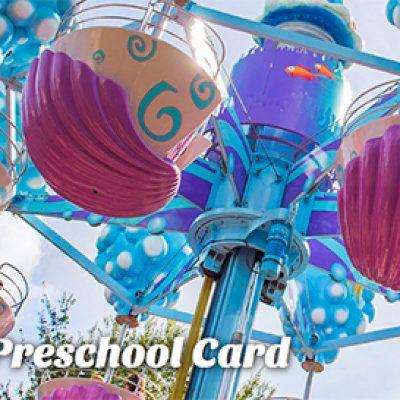 SeaWorld: Free Preschool Admission