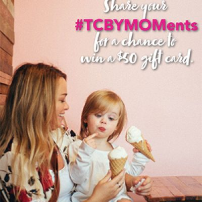TCBY: Free 6oz Froyo For Mom - May 13th
