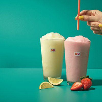 Dunkin' Donuts: Free Frozen Lemonade Samples - June 21