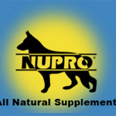 Free Nupro Natural Pet Supplements Samples
