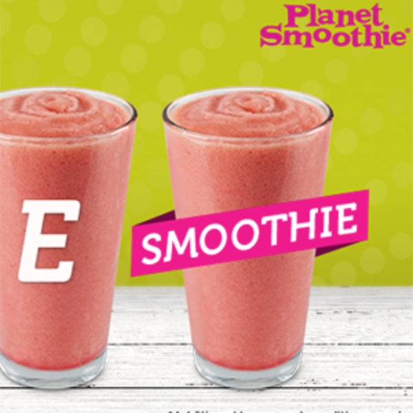 Planet Smoothie: Free Smoothie - June 21