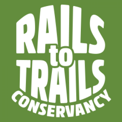 Free Rails To Trails Sticker