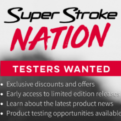 Super Stroke Product Testing