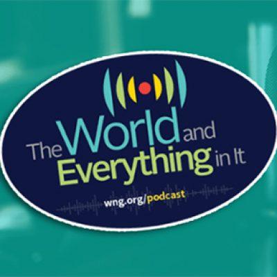 Free World Radio Sticker