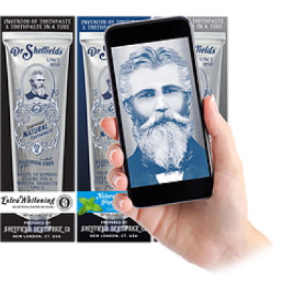 Free Dr. Sheffields Toothpaste Samples