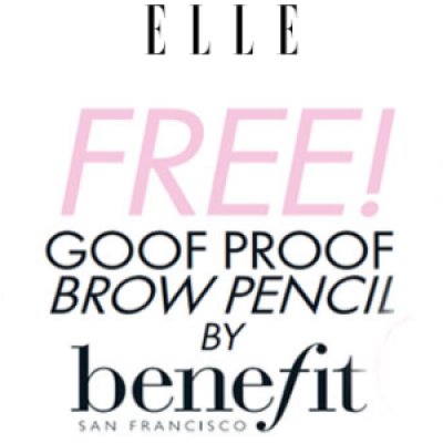 Free Brow Pencil