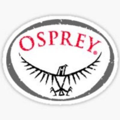 Free Osprey Sticker