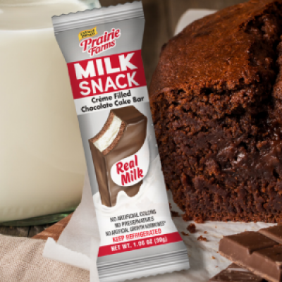 Free Prairie Farms Milk Snack - Select States Only