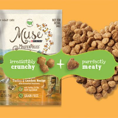 Free Purina Muse Cat Food Samples